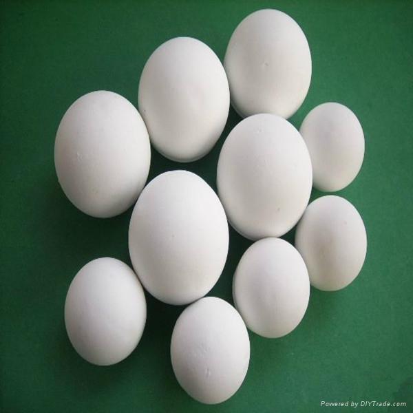 92% 95% al2o3 high density alumina ceramic balls for ball mill  5