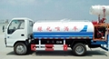 ISUZU 4000L-6000L water tank for sale 2