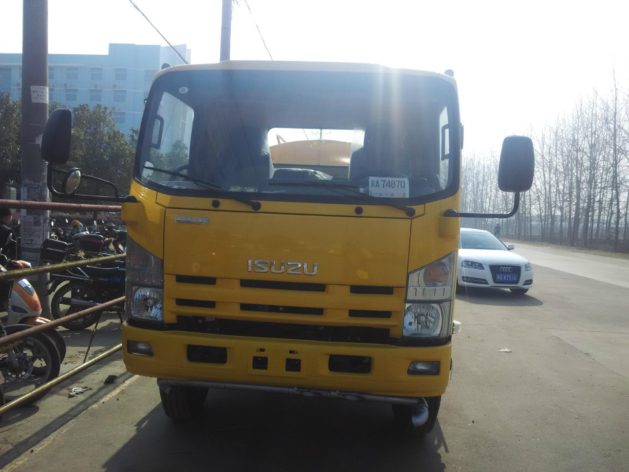 Isuzu 4000l 6000l Water Tank For Sale China Manufacturer