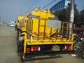 ISUZU 4000L-6000L water tank for sale 5