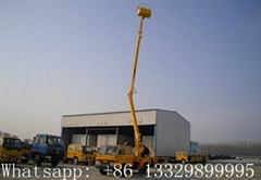 JMC double rows 14m-16m high altitude operation  truck for sale