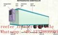 hot sale refrigerated semitrailer  2