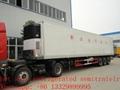 hot sale refrigerated semitrailer  3