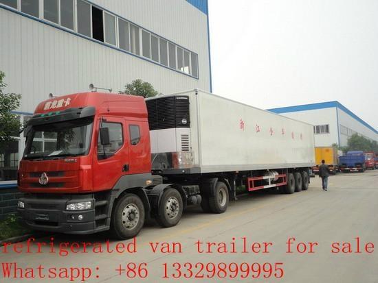 hot sale refrigerated semitrailer  5