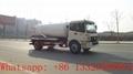 Dongfeng 16cbm sewage suction truck 2