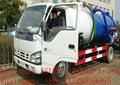 Dongfeng 16cbm sewage suction truck 3