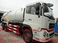 Dongfeng 16cbm sewage suction truck 5