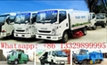 dongfeng 8cbm garbage compactor truck for sale  5