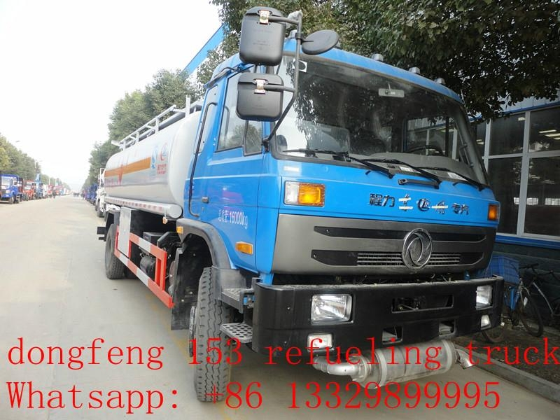 dongfeng 153 refueling truck for sale  3