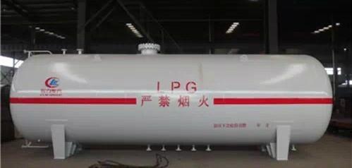 CLW 100,000L LPG gas storage tank for sale  1