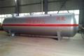CLW 100,000L LPG gas storage tank for sale  2