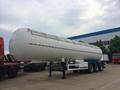 2 axles 40.5cbm LPG gas trailer for sale  2