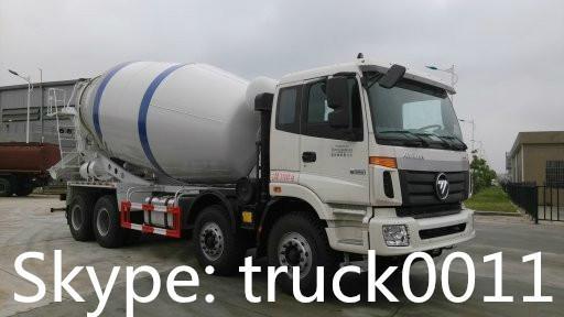 FOTON AUMAN 10cbm concrete mixer truck for sale  1
