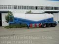 bulk cement powder semitrailer for sale 2