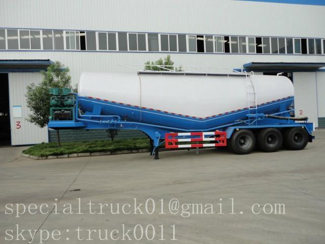 bulk cement powder semitrailer for sale 4