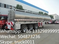40000L-50000L milk tank trailer for