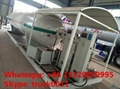 hot sale CLW brand mobile skid-mounted lpg gas refilling station for sale  3