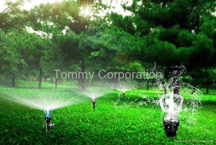 LED Garden Sprinkler 2
