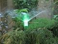 LED POP-UP花園灑水器
