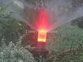 LED花园洒水器