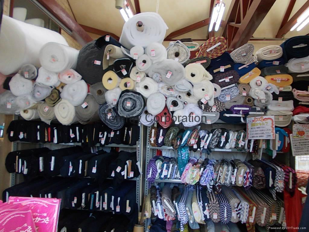 Textile Fabrics Tafeta Oxford Nylon Cloth in stock lots from japan 1