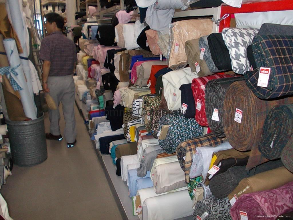 Textile Fabrics Tafeta Oxford Nylon Cloth in stock lots from japan 2