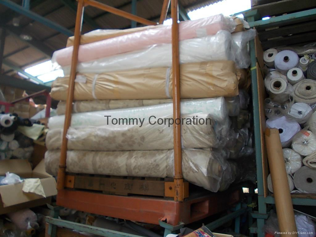 Textile Fabrics Tafeta Oxford Nylon Cloth in stock lots from japan 4