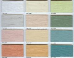 PVC地板及壁纸卷材