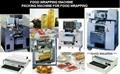 自動及手工包生鮮食品保鮮膜包裝機 1