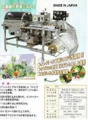 日本蔬菜包装机