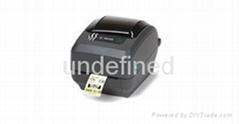 美国斑马Zebra GK420t条码打印机