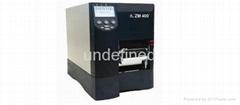 美国斑马Zebra ZM400条码打印机
