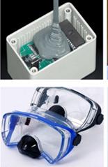 电子元器件灌封胶加成型导热阻燃有机硅 HT-9802 A/B
