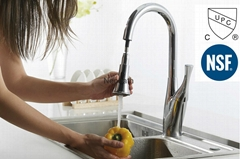 Lead Free Kitchen Faucet with CUPC NSF Certification