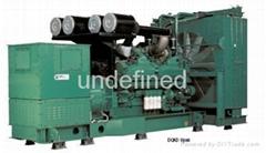 Cummins Power diesel generator set