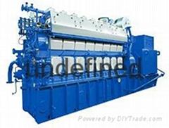 大发重油发电机组(0.45MW ~ 6.2MW)