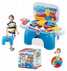 doctor toys storage chiar