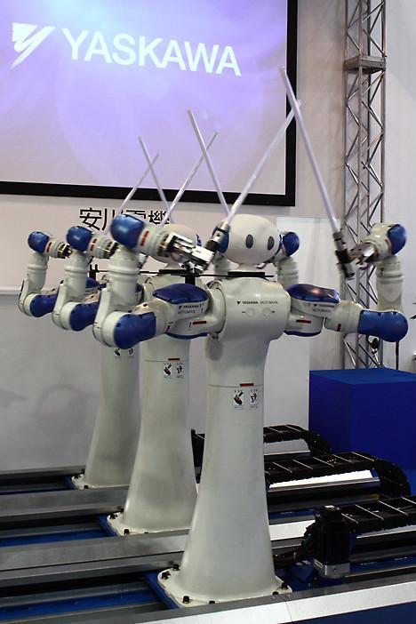 Yaskawa機器人 1