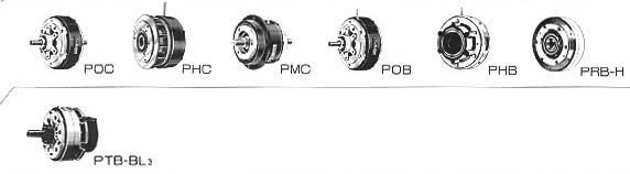 神钢电磁离合器制动器POC-10