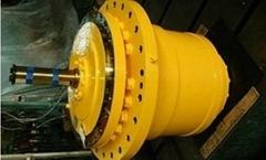 Mitsui Miike Machinery gear reducers