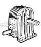 MHI三菱重工蜗轮蜗杆减速器
