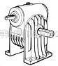 Mitsubishi三菱蜗轮蜗杆减速机