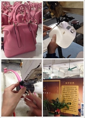 Guangzhou Wenjie Leather Factory