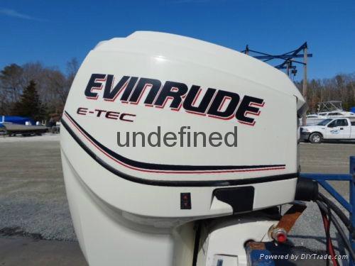 Evinrude E-Tec E115DSLAB 115HP 2-Stroke  1