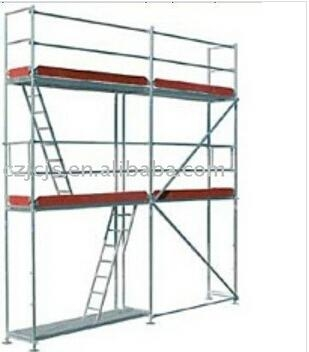 OEM frame scaffold system and frame scaffolding accessories or parts 1