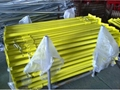 OEM steel plank scaffold system and