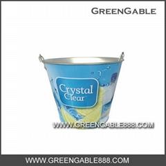 2015 New metal ice bucket(IBT-010)