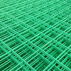 1.5-6mm PVC coated Welded wire mesh panel