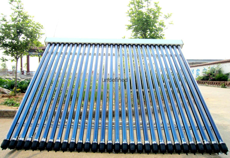 30 Tubes Vacuum Tube Solar Collector 5