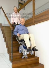 电动爬楼车s-max座椅型
